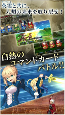 Fate/Grand Order Apk mod Latest version