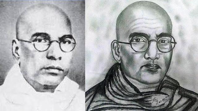 PENCIL DRAWING - T. V. Kalyanasundaram