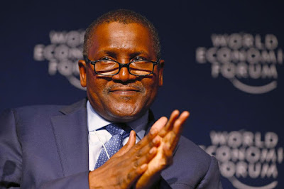 Africa-&-Nigerian-richest-man,-Aliko-Dangote-plans-to-buy-Arsenal-F.C.-in-4-years-time