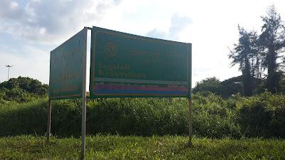 Batas negara Brunai dan Malaysia