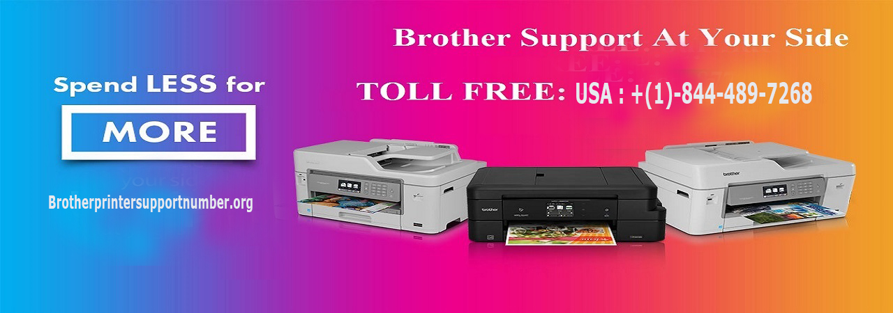 Brother Printer Support Number: How do I solve brother