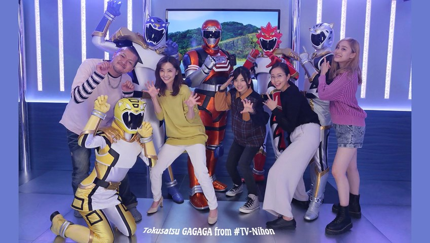 Tokusatsu GAGAGA Subtitle TV-Nihon (Batch) - TVNihonSubs