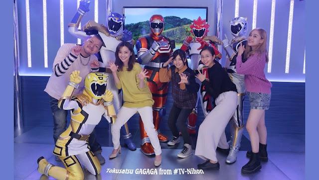 Tokusatsu GAGAGA Subtitle TV-Nihon (Batch)