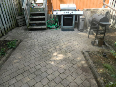 Toronto Playter Estates late summer garden cleanup after by Paul Jung Gardening Services