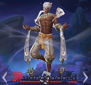 Hero Baru Vale, Sang Penguasa Angin Mobile Legends. Skill dan Tanggal Rilis!