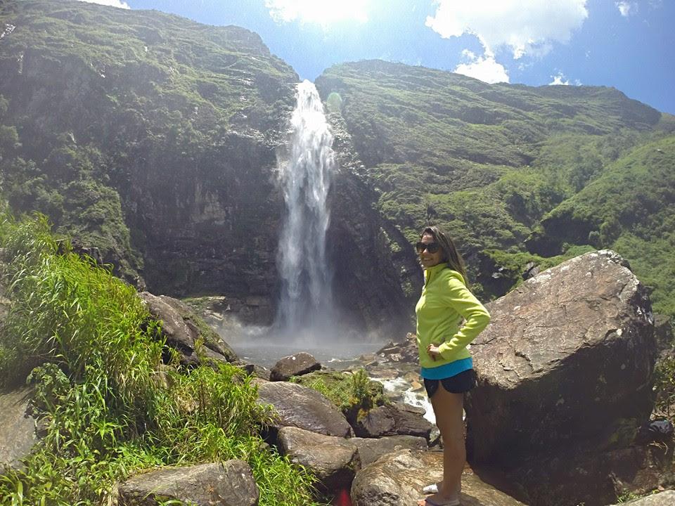 Cachoeira da Casca D'anta - Minas Gerais