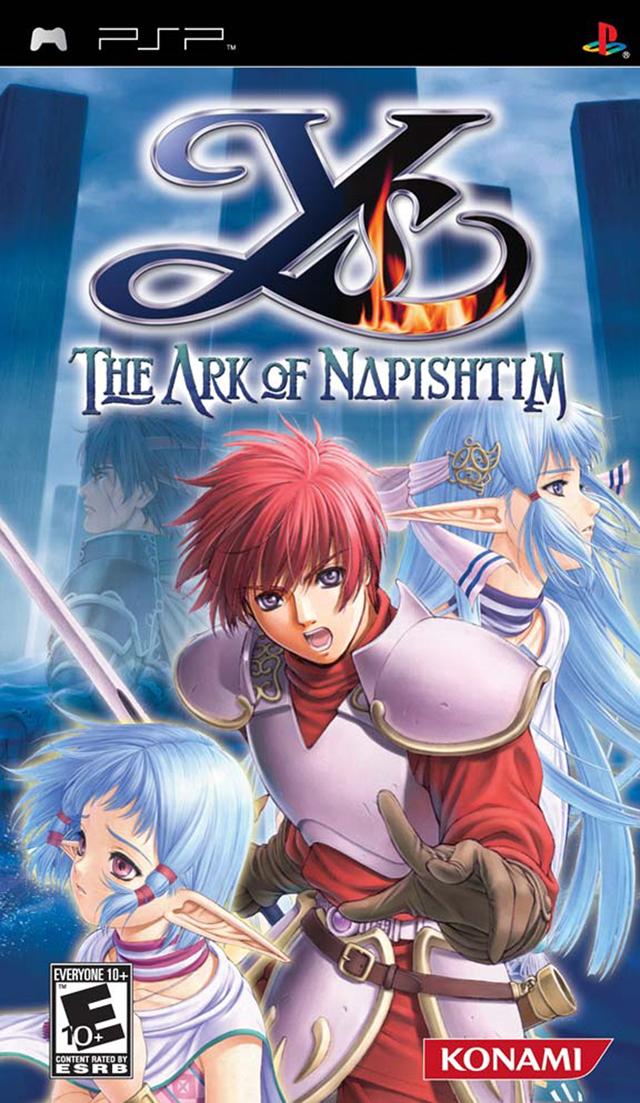 YS The Ark of Napishtim - PSP - ISO Download