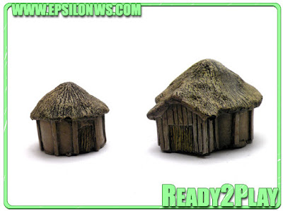 Two Dark Age Huts picture 1