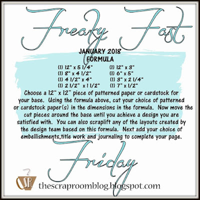 January Freaky Fast Friday Challenge