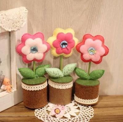 Những món đồ handmade dễ thương thu hút nhiều người