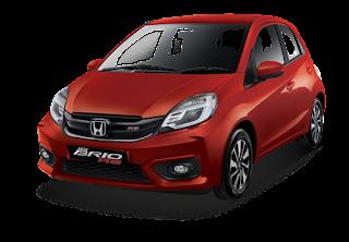 Ini Daftar Harga dan Kredit Mobil Honda Brio Terbaru di Pekanbaru Riau Bulan ini 2018