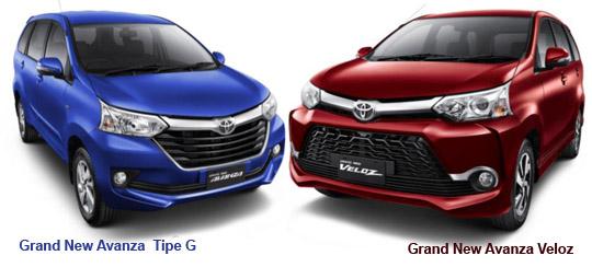 Grand New Avanza 2017 Harga Gambar All Alphard Daftar Toyota Gorontalo Promo Kredit Dp Angsuran Murah