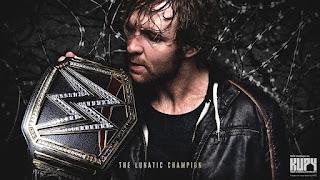 احدث صور لبطل المصارعة دين امبروز Dean Ambrose
