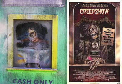 Il tributo a Creepshow inserito in puntata da Greg Nicotero