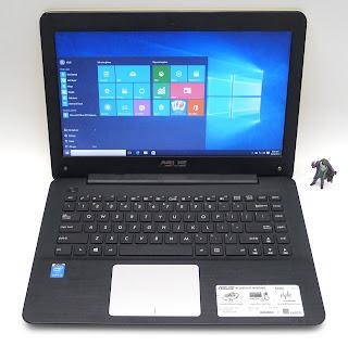 Laptop ASUS A455L Core i3 Bekas Di Malang