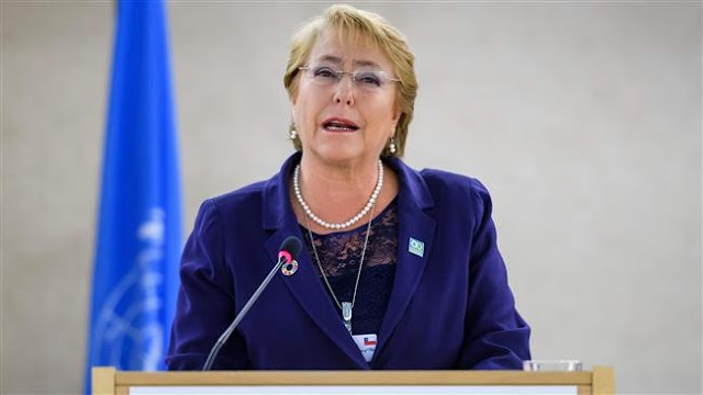 Chile's President Michelle Bachelet vows to protect Asia-Pacific trade