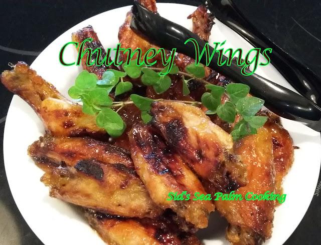 Chutney Wings