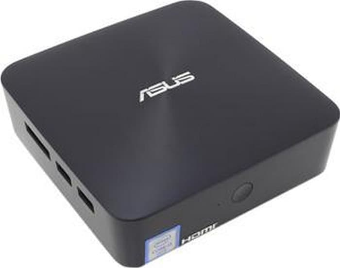 PC ASUS VivoMini  UN65U-7100WD Core i3 W10 Black