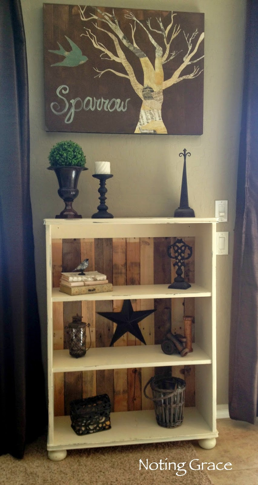 Diy Bookshelf Repurpose