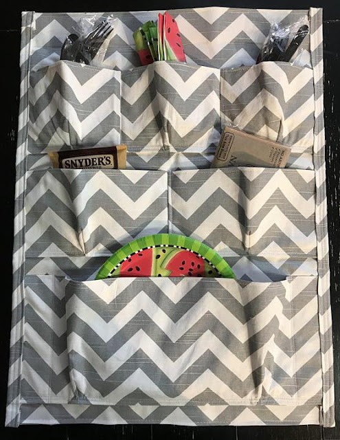 Storage Organizer with Pockets