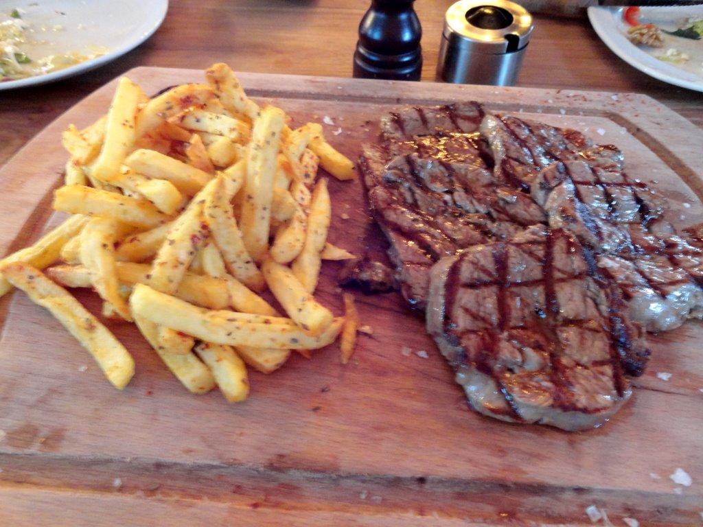 Gittim Gördüm Yedim Nusr Et Steakhouse Beştepe Bloggers
