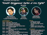 Yuk, Gabung Semarang Cartoon Camp #1