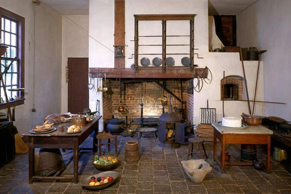 Martha Washington S Kitchen