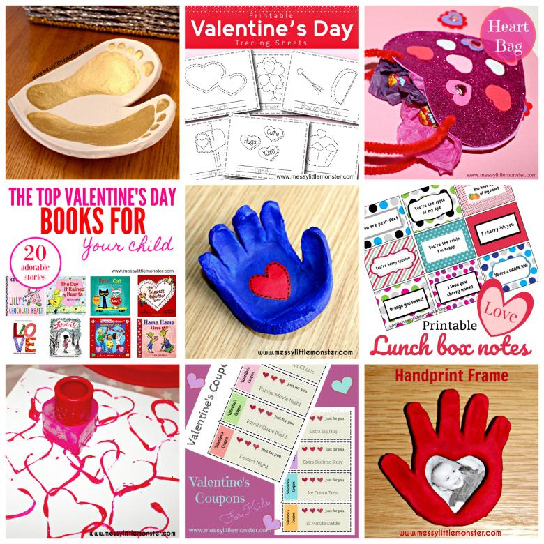 Love Amp Kindness Activity Calendar February Messy