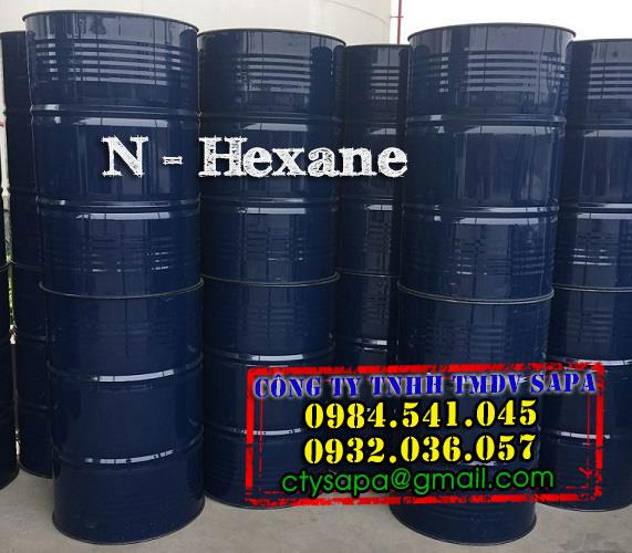 Dung môi Exxsol N - Hexane