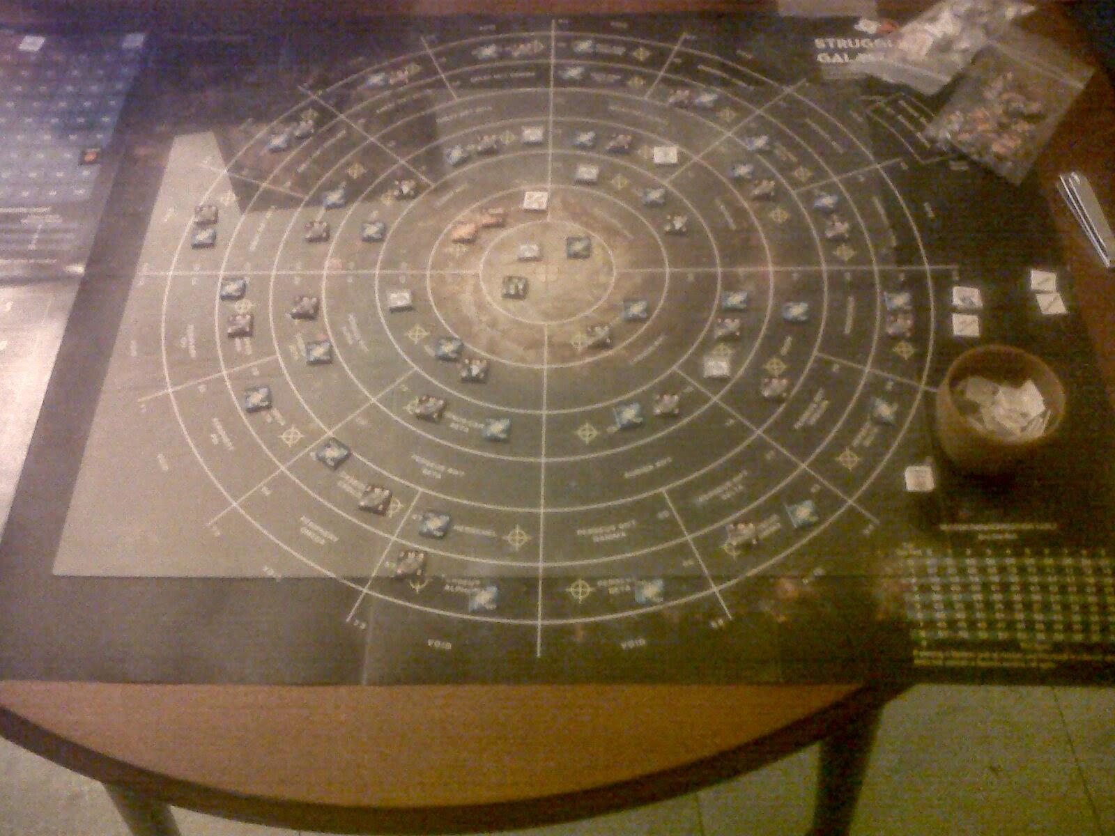 Struggle for the Galactic Empire: Primer acercamiento