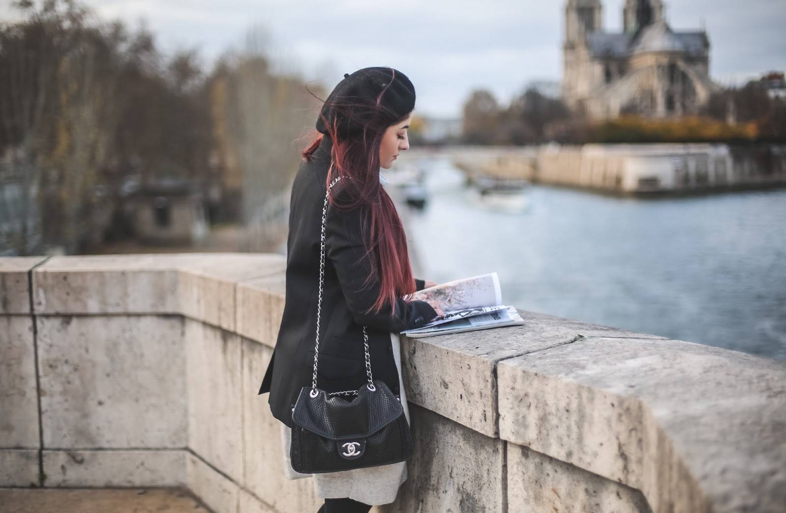 sac Chanel blog mode paris