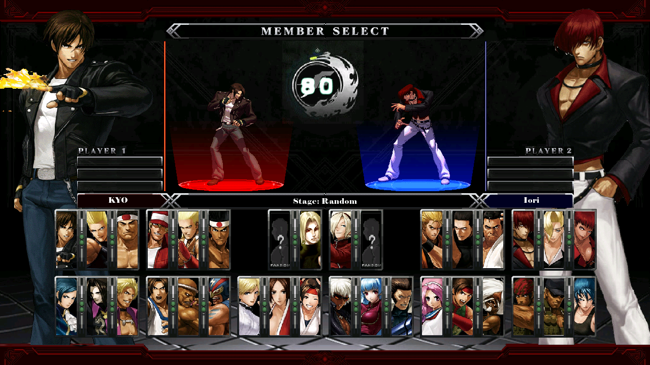 King fighter game free download 97.