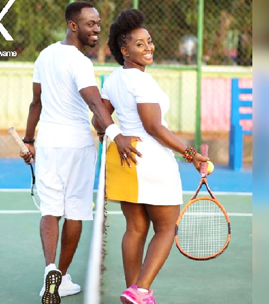 Okyeame Kwame And Wife Prepare To Launch Book For Married Couples