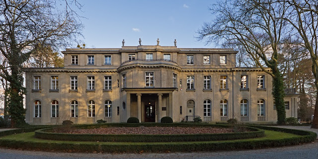 Museu Haus der Wannsee-Konferenz em Berlim