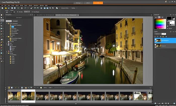 Corel PaintShop Pro - Free download and software reviews