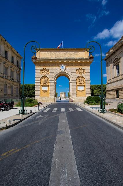 Arco di Montpellier