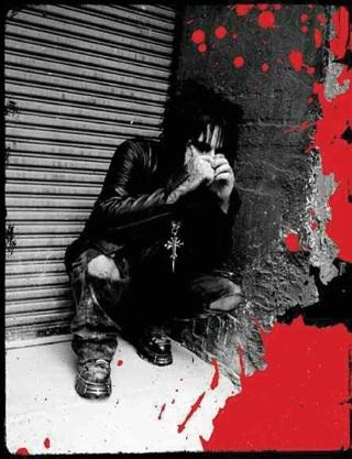 Nikki Sixx photo in The Heroin Diaries PDF Download