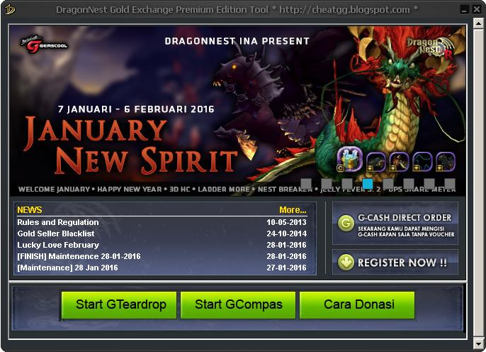 Cheat dragon nest indonesia gold 2014 is ammonium lactate a steroid