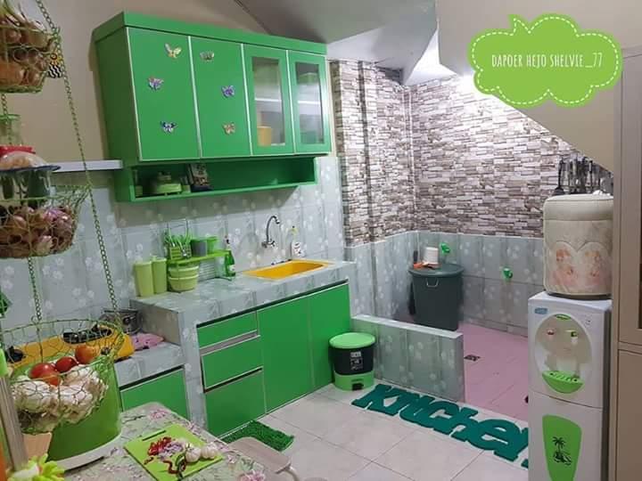 6 Inspirasi Ruangan Dapur Sempit Minimalis