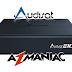 Audisat E10 ACM Atualização v1.2.89 - 01/06/2018