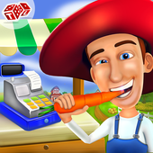 Farm Cashier Store Manager Apk - Free Download Android Game