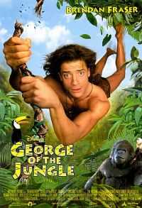 George of the Jungle II 2003 Hindi Dubbed Download 300mb Dual Audio 480p HDRip