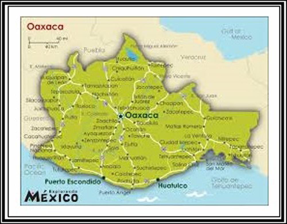 Descubre Oaxaca en México