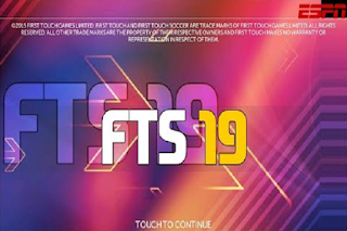 Download FTS Mod 2019 V4.0 Brasil & Eropa Update Apk Data Obb for Android