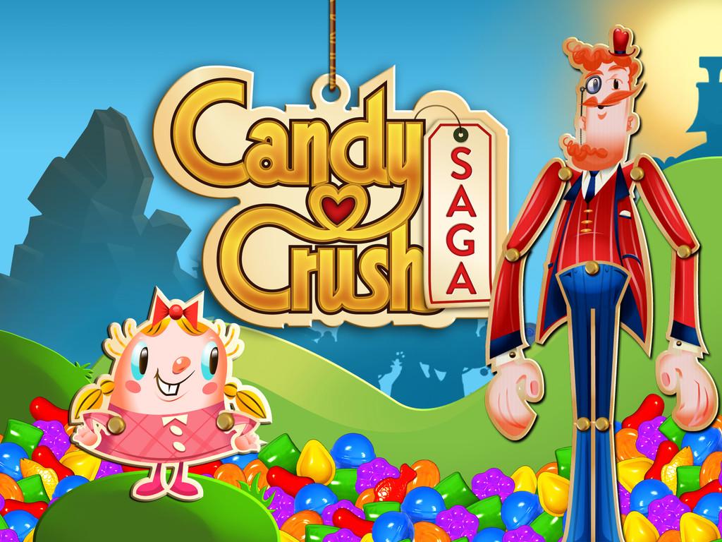 Saga Candy