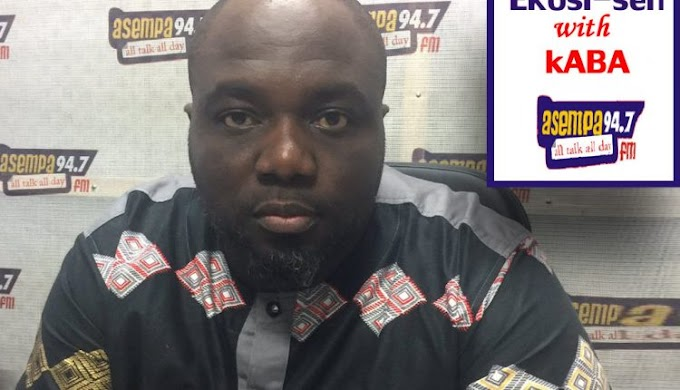 Asempa FM Radio presenter Kaba dead
