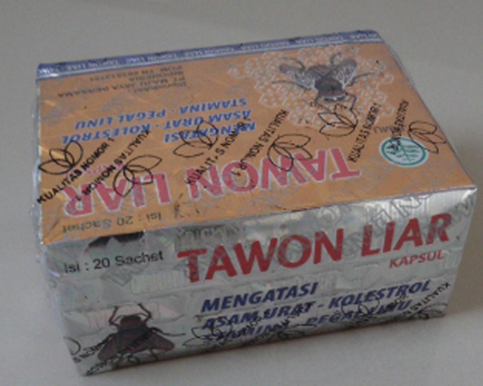 TAWON LIAR KAPSUL - TOKO HERBAL 07