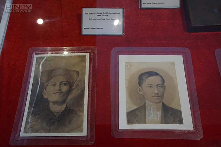Some of Rizal's photograph when he's in Europe