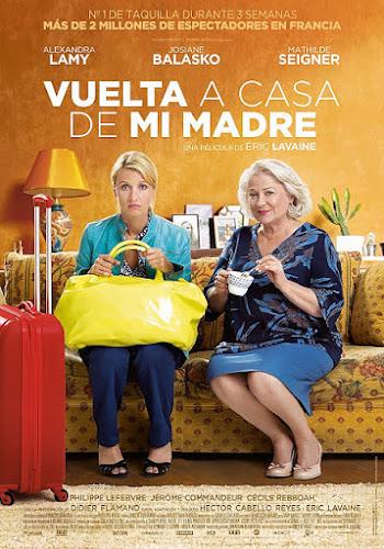 Cartel: Vuelta a casa de mi madre (2016)