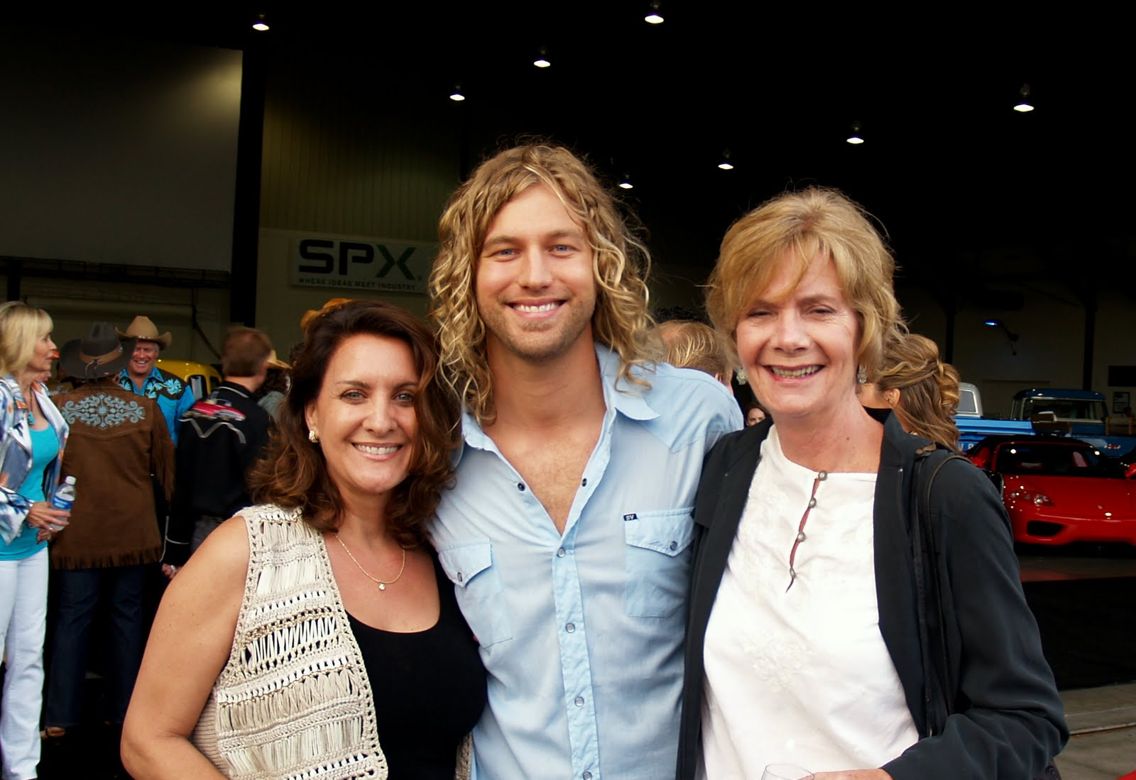 The Casey James Blog | Blog supporting Musician Casey ... |Casey James And His Wife